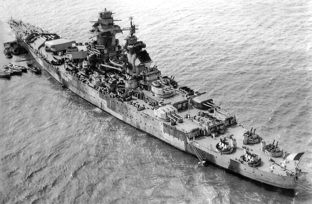 Franse slagschepen van de Richelieu-klasse