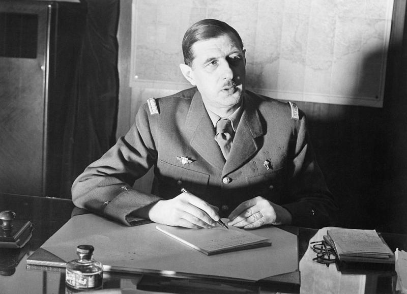 Toespraak Charles de Gaulle (18-06-1940)