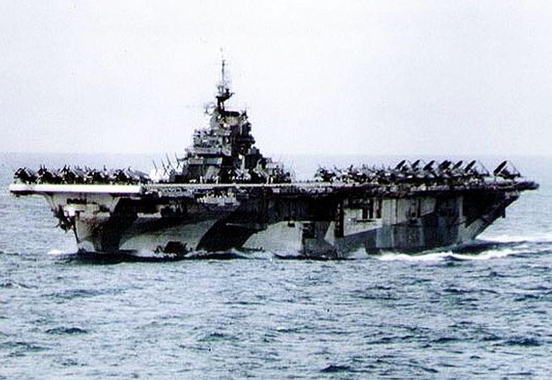 Amerikaanse vliegdekschepen van de Essex-klasse