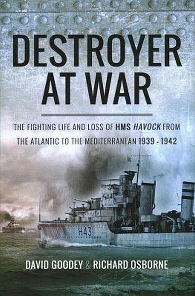 Destroyer at War