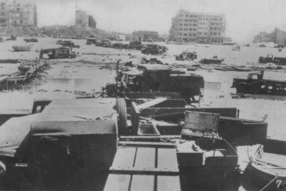 Operatie Dynamo, de evacuatie bij Duinkerken
