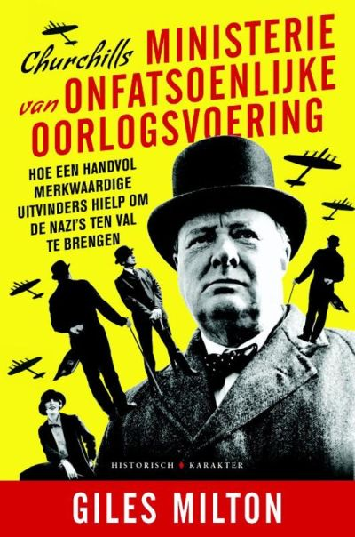 Churchills ministerie van onfatsoenlijke oorlogsvoering
