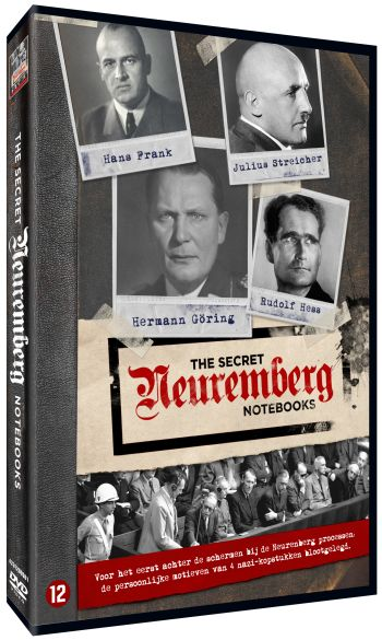 The Secret Neurenberg Notebooks