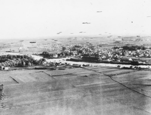 Bombardment of Le Creusot, 17 October 1942