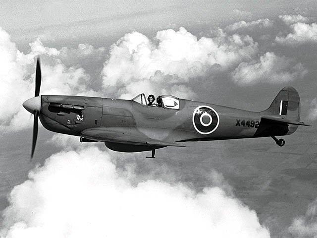 Spitfire, Vickers / Supermarine deel 4 (t/m Mk IV)