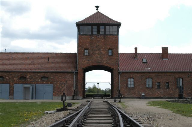 Concentration and extermination camp Auschwitz