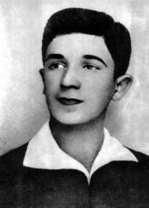 Anielewicz, Mordechai