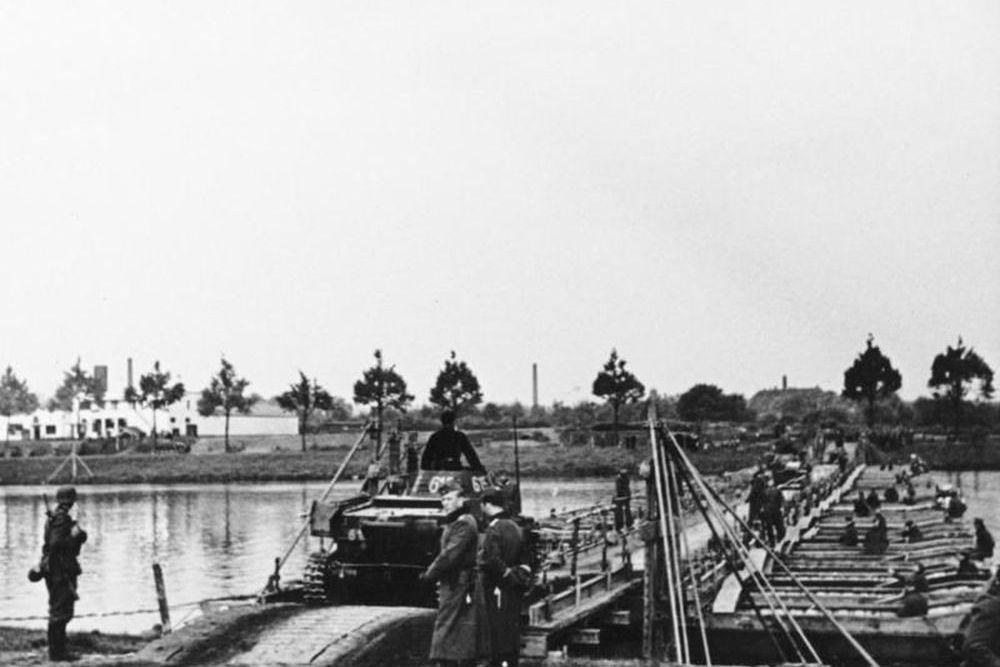 Fall Gelb: het Duitse offensief in het Westen, mei 1940