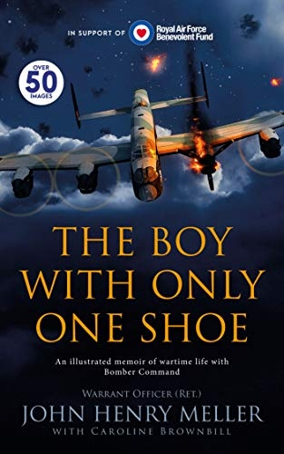 The Boy With Only One Shoe