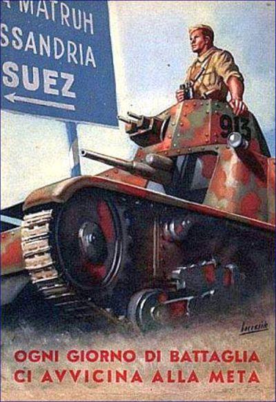 Tankontwikkeling in Italië (1918-1945)