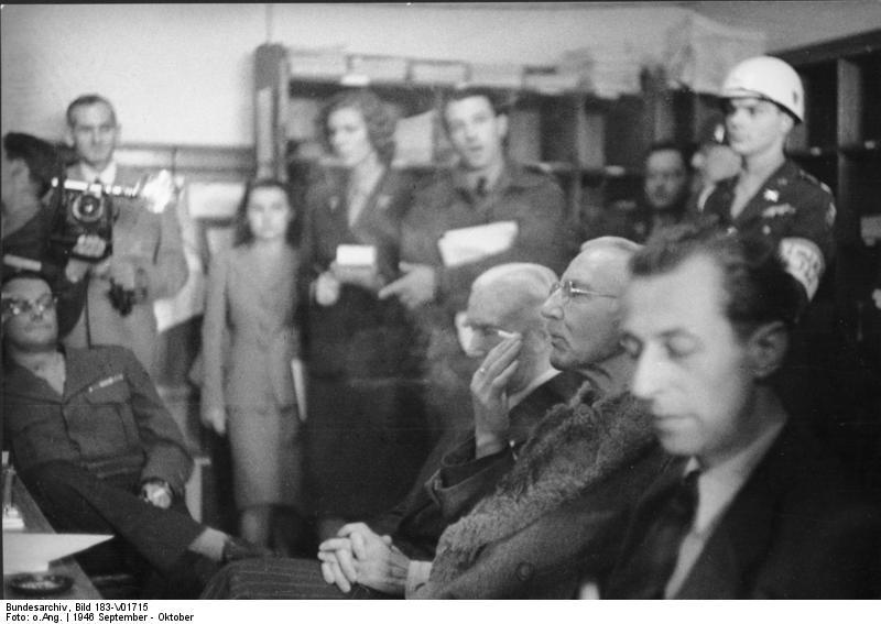 Vonnis Hjalmar Schacht