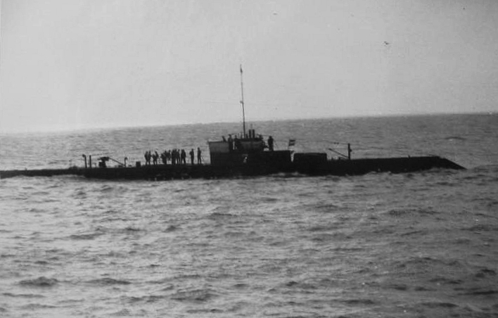 Onderzeeboten van de K V-klasse