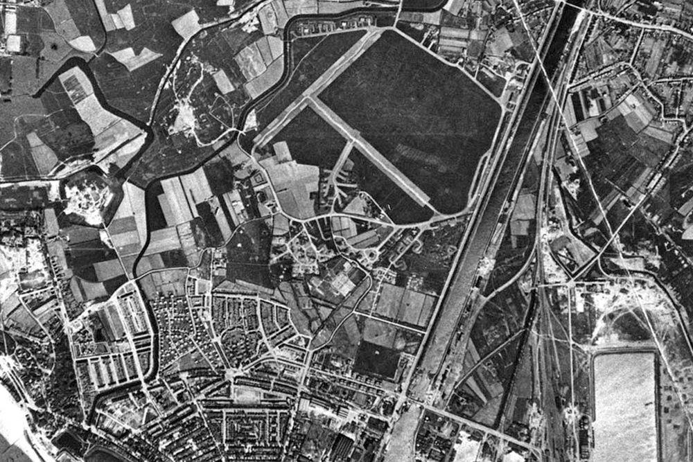 Duitse Fliegerhorst Vlissingen
