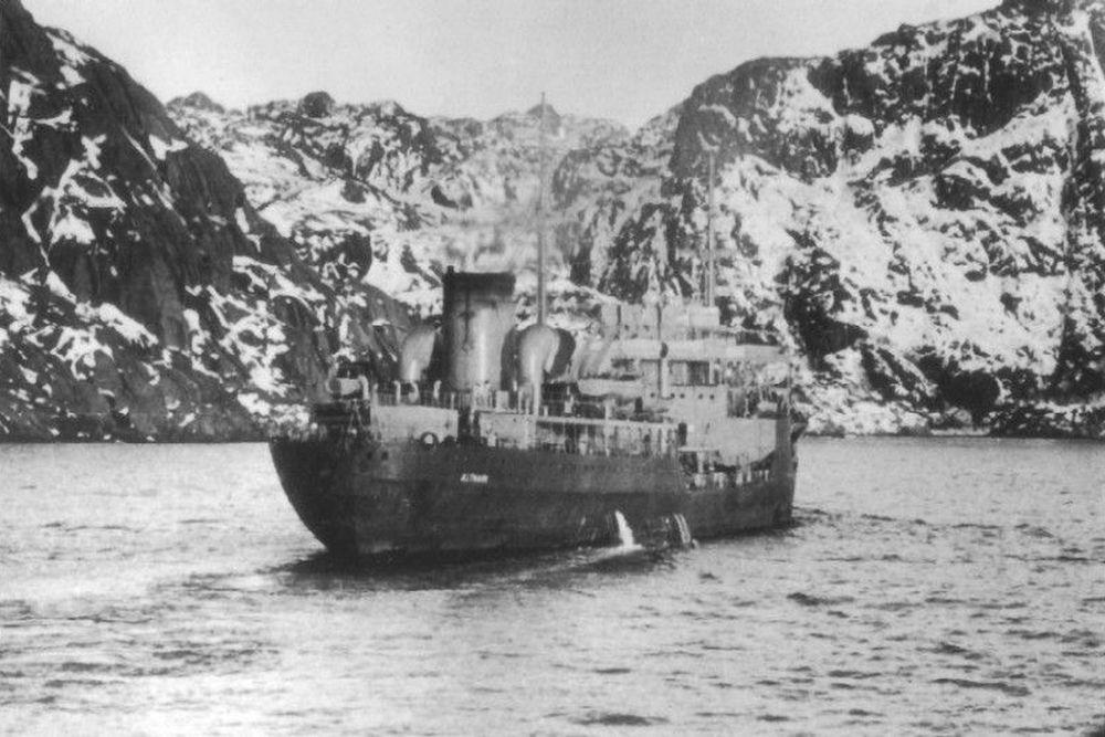 Duitse Tanker m.s. Altmark (1937)