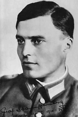 Stauffenberg, Claus Schenk Graf von