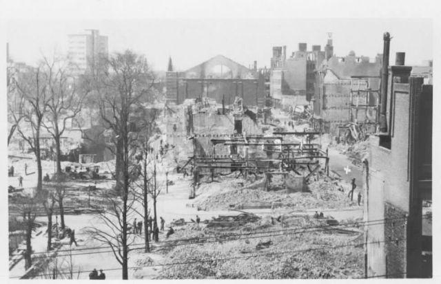 Bombardement op Rotterdam, 31 maart 1943
