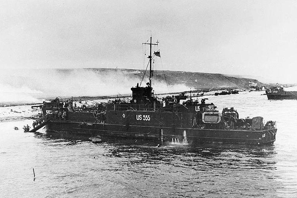Amerikaanse Landingsschepen van het Landing Craft Infantry, Large (LCI(L)) type