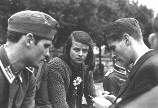 Zesde pamflet van Die Weisse Rose (02-1943)