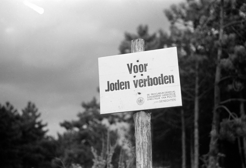 Anti-Jewish measures in the Netherlands since 1940