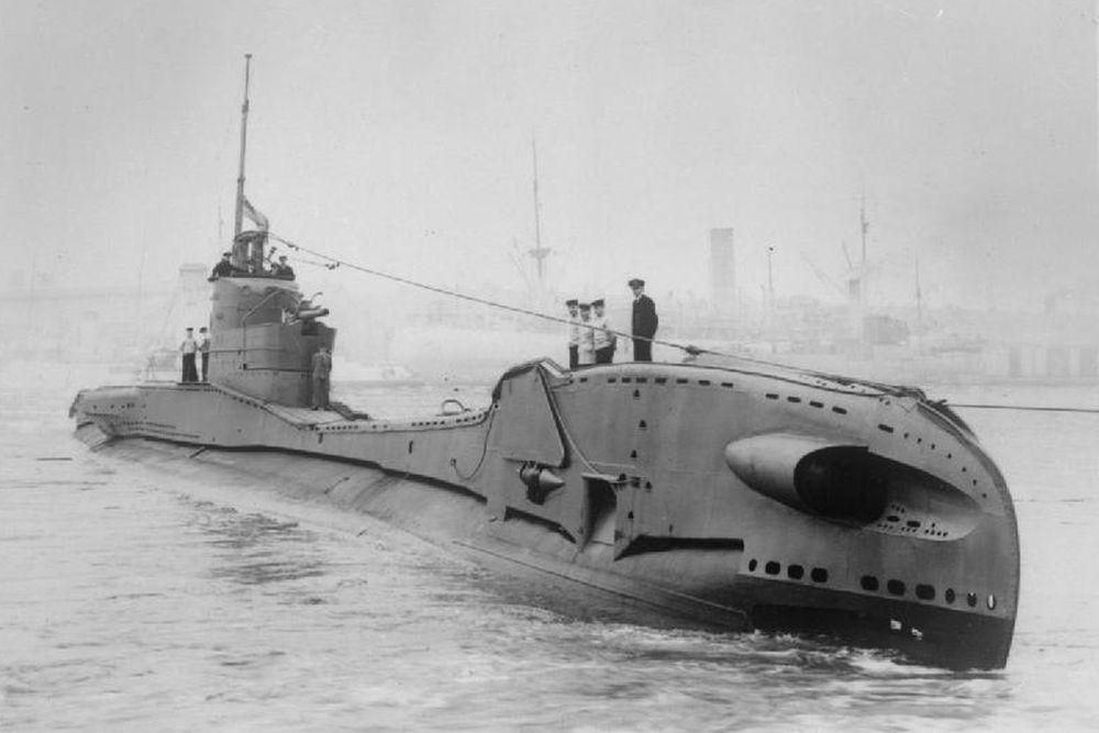 Britse Onderzeeboten van de T-klasse