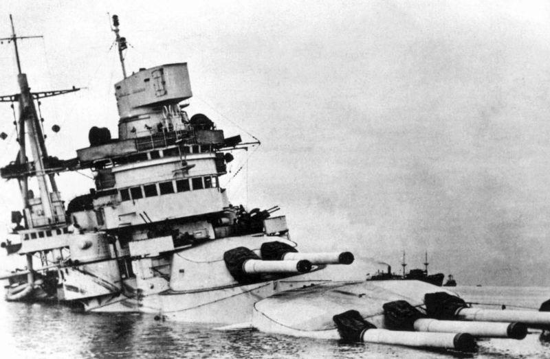 Britse luchtaanval op Tarente