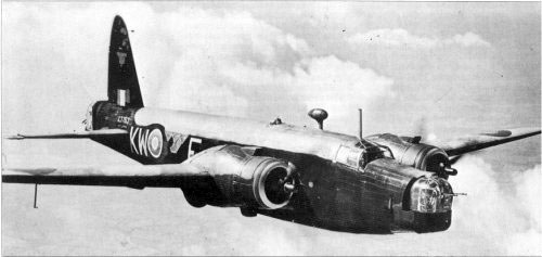 Crash of Wellington BK198 near Bergen