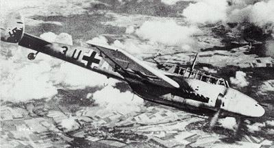Bf 110, Messerschmitt