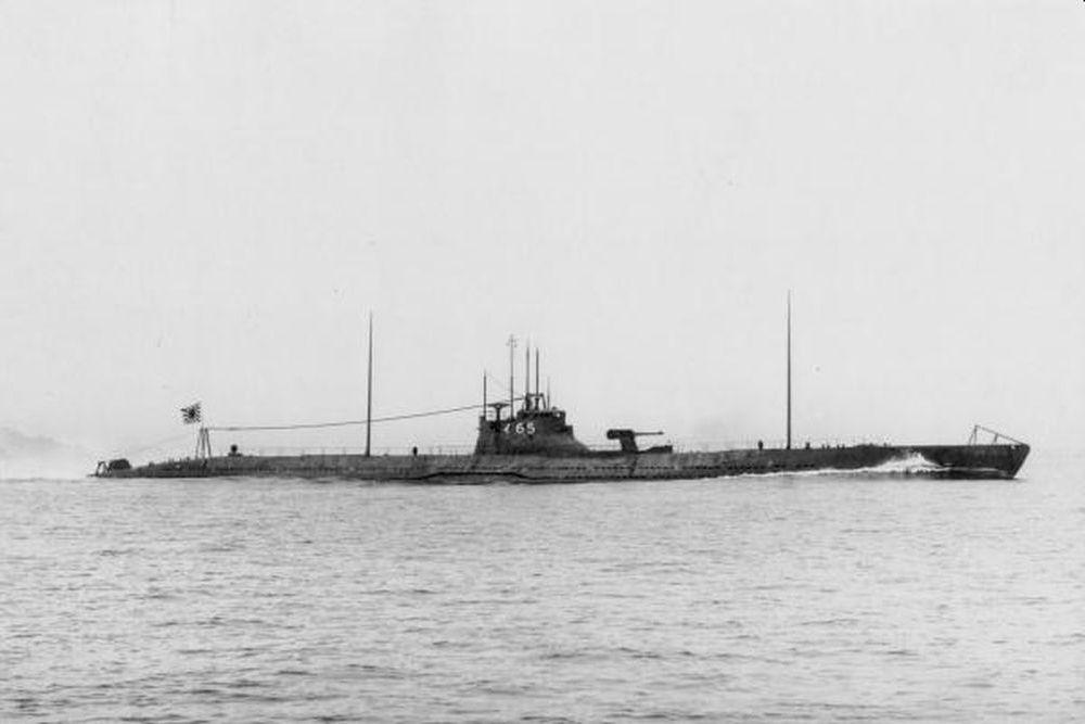 Japanse Onderzeeboot I-65, I-165