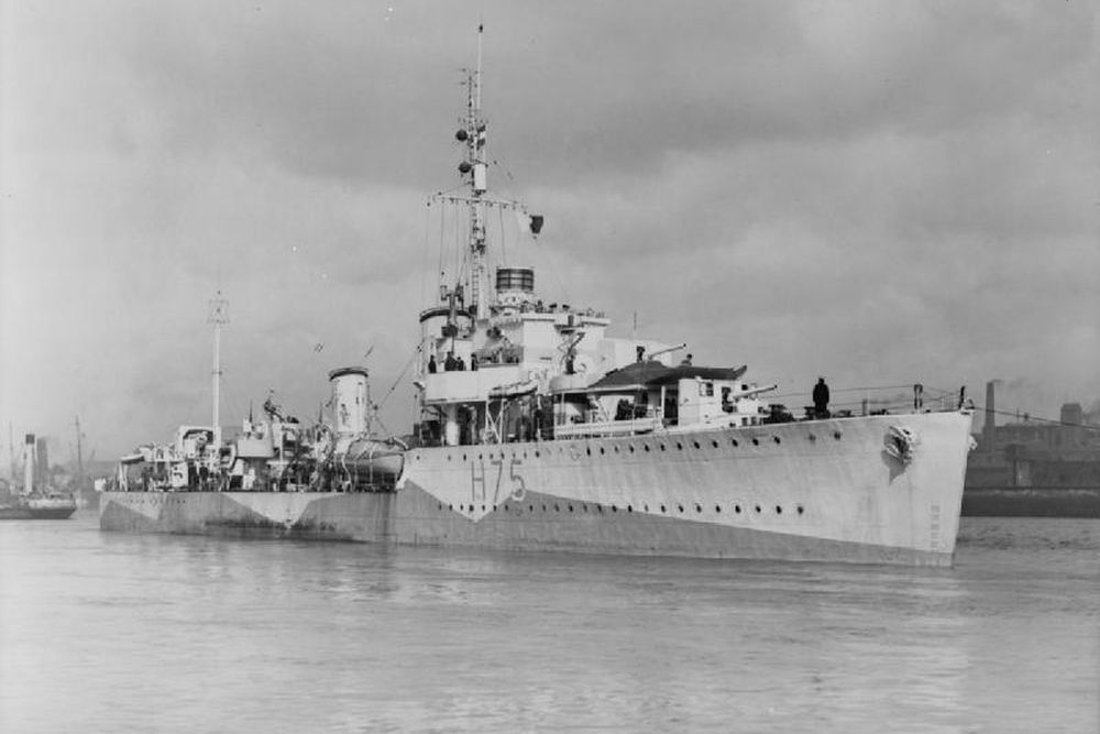 Canadese Torpedobootjagers van de River-klasse