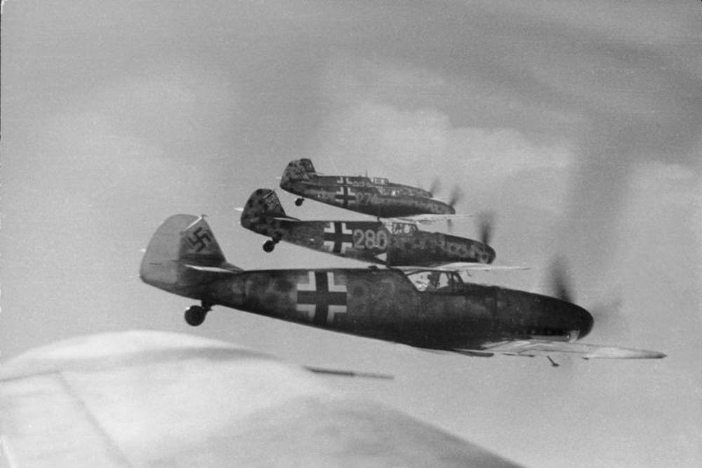 Bf 109, Messerschmitt