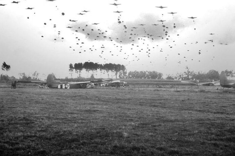 Amerikaanse Airborne Infantry Regiments