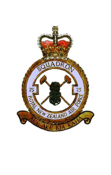Britse No. 75 (New Zealand) Squadron
