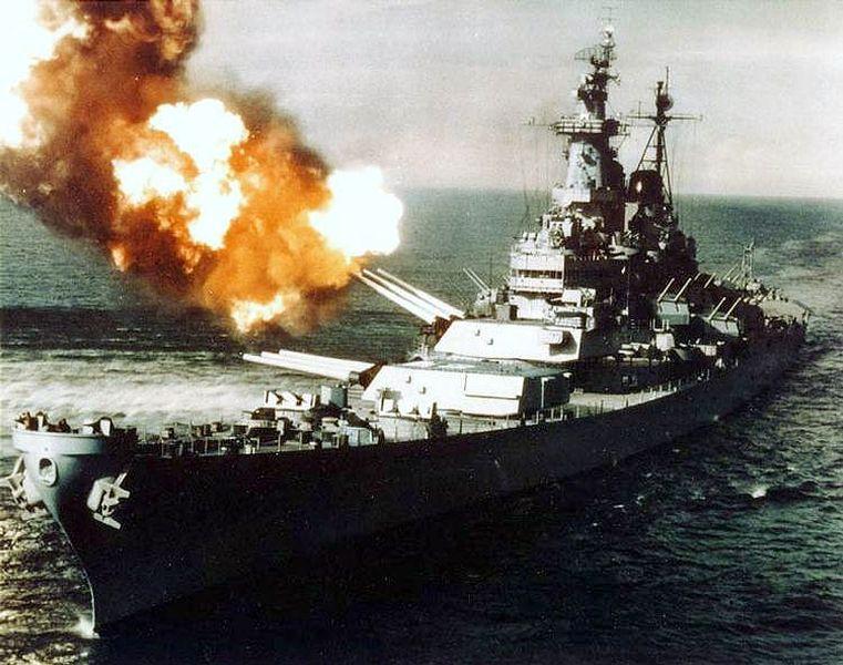 Amerikaanse slagschepen van de Iowa-klasse