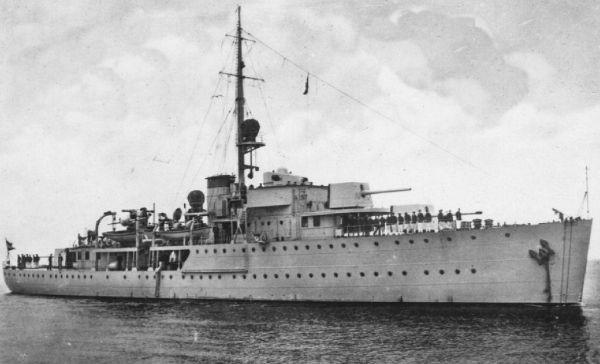 Kanonneerboot Hr. Ms. Johan Maurits van Nassau