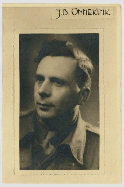 Joop Onnekink, Mijn vader was een Engelandvaarder