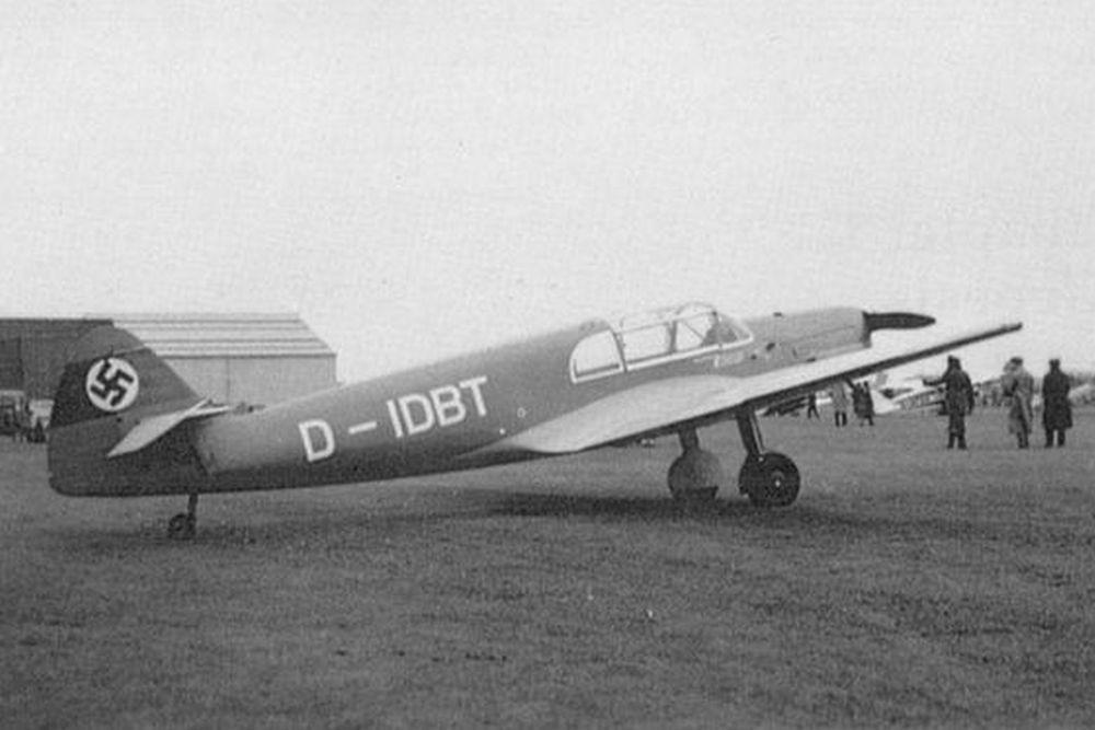 Bf 108, Messerschmitt