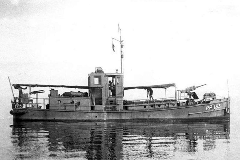 Nederlandse patrouilleboten