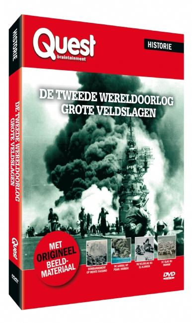 De Tweede Wereldoorlog - Grote Veldslagen