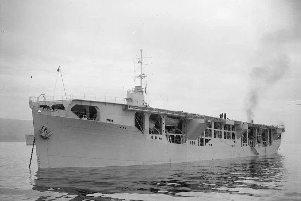 Brits-Nederlandse Merchant Aircraft Carriers (MAC-Schepen)