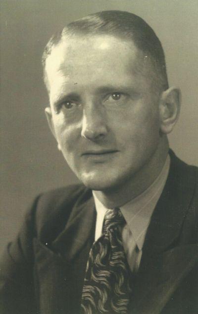 W.A. Oudshoorn, gevangene in concentratiekamp Mittelbau-Dora