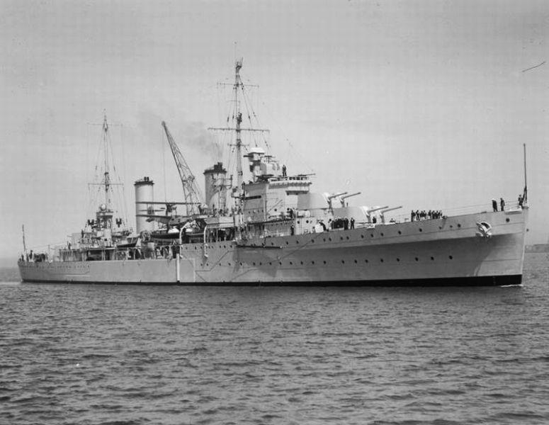 Ondergang van HMAS Sydney