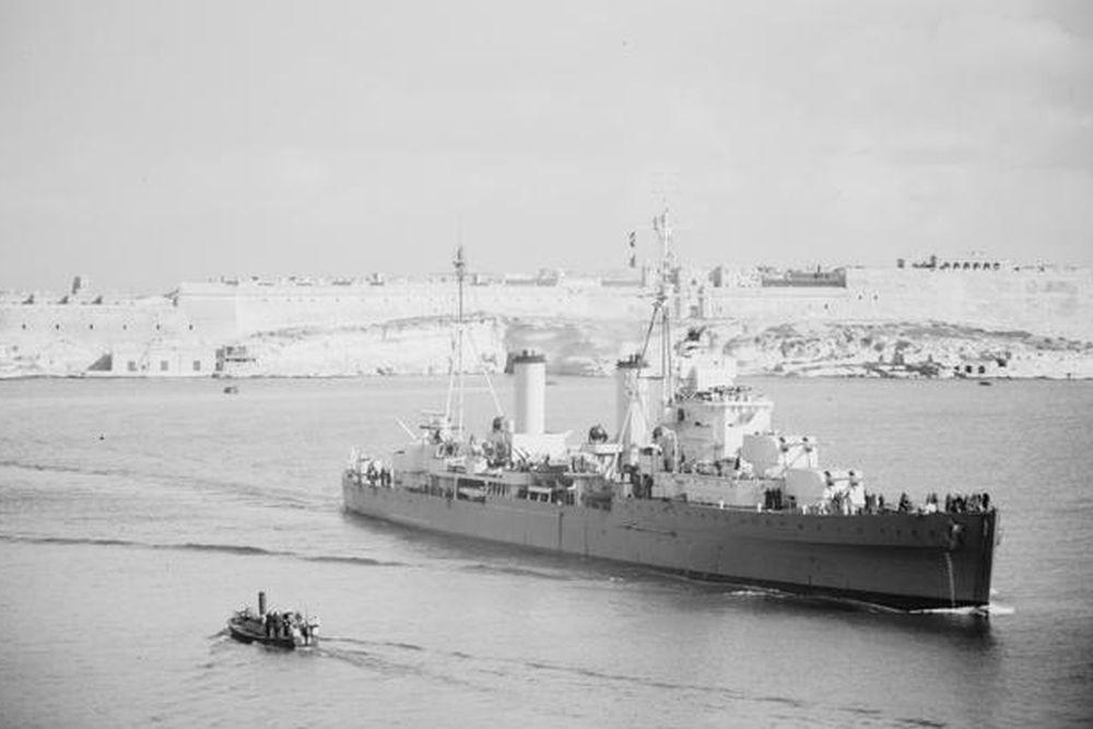 Britse Lichte-kruisers van de Arethusa-klasse