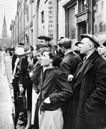 Radiotoespraak van Molotov (22-06-1941)