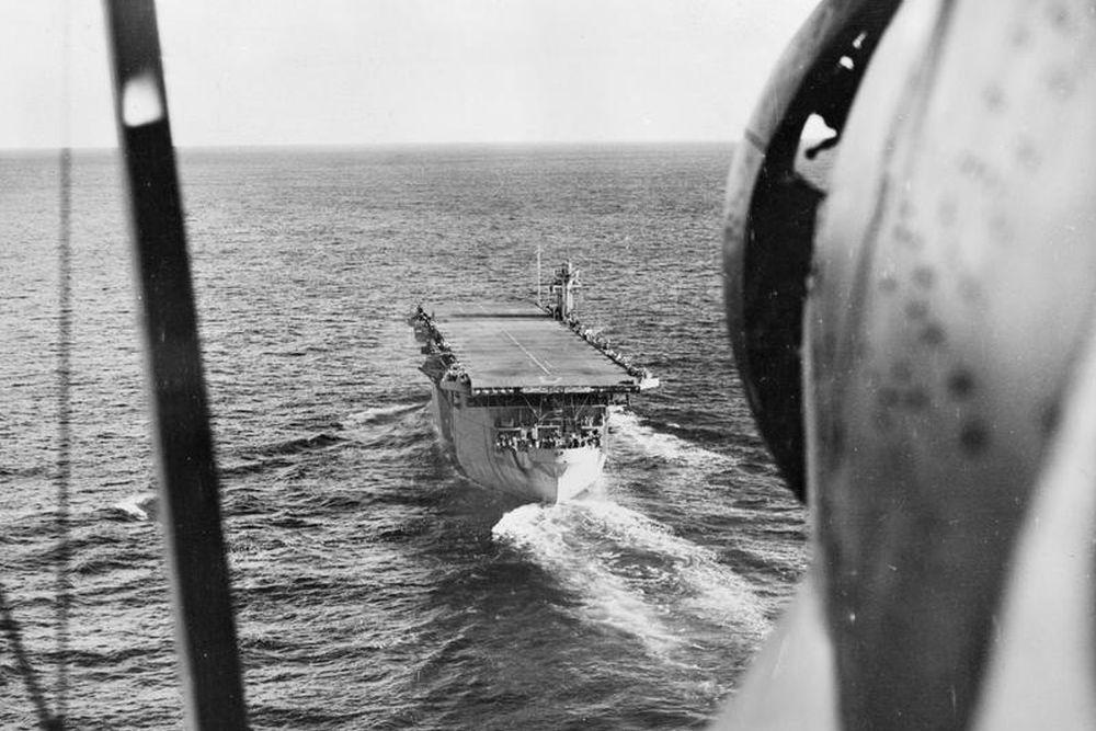 Britse Escortevliegdekschepen