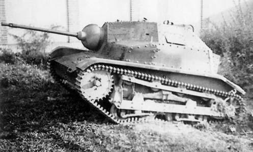 TK-3 & TKS Tankette