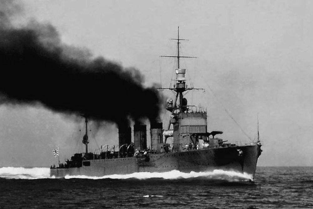 Japanse Lichte-kruisers van de Nagara-klasse