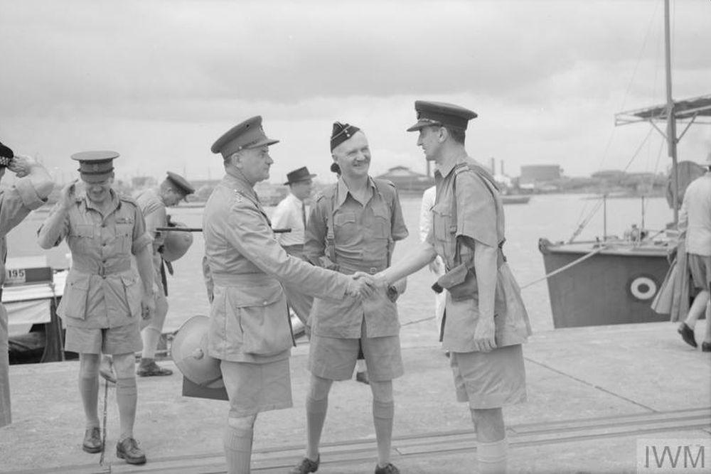 Britse Far East Command (UK)