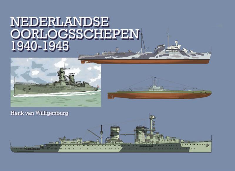 Nederlandse oorlogsschepen 1940-1945
