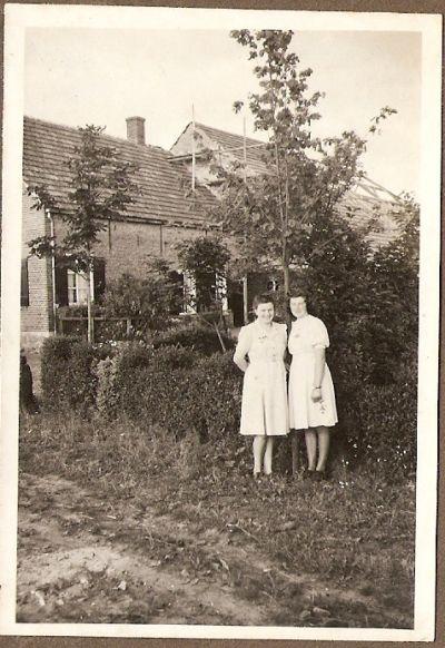 T. Dankers-Van Beek, dagboek van september 1944 tot de bevrijding