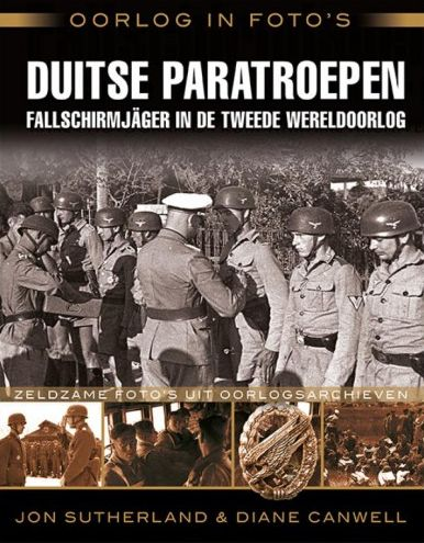 Duitse paratroepen in de Tweede Wereldoorlog